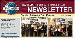 District76 News / October, 2012