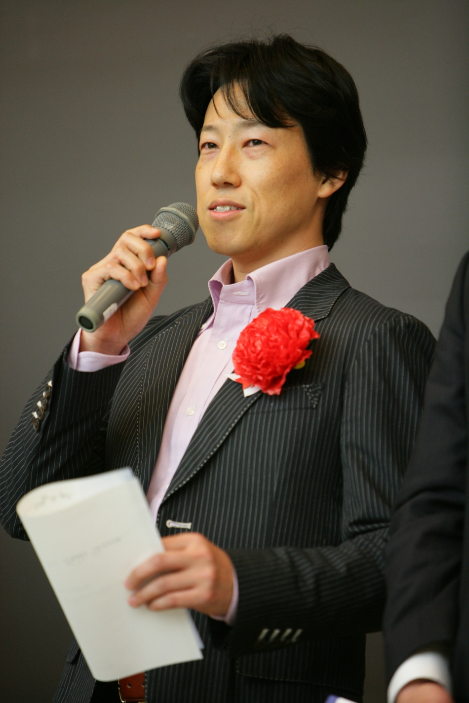 First Place Winner, Naoki Tamura, 2011