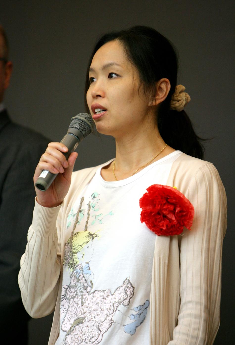 Euisook Chae, 2011