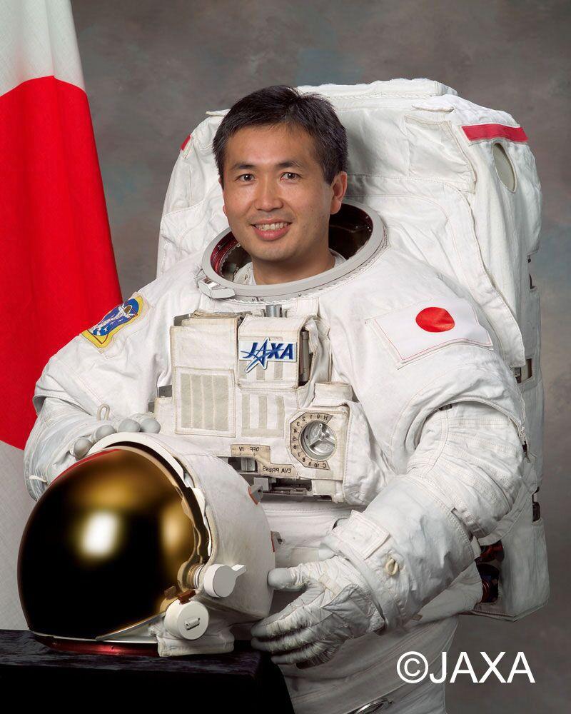 2016年コミュニケーション・リーダーシップ賞(宇宙飛行士の若田光一氏)授与式
