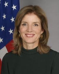 キャロライン ケネディ駐日米国大使