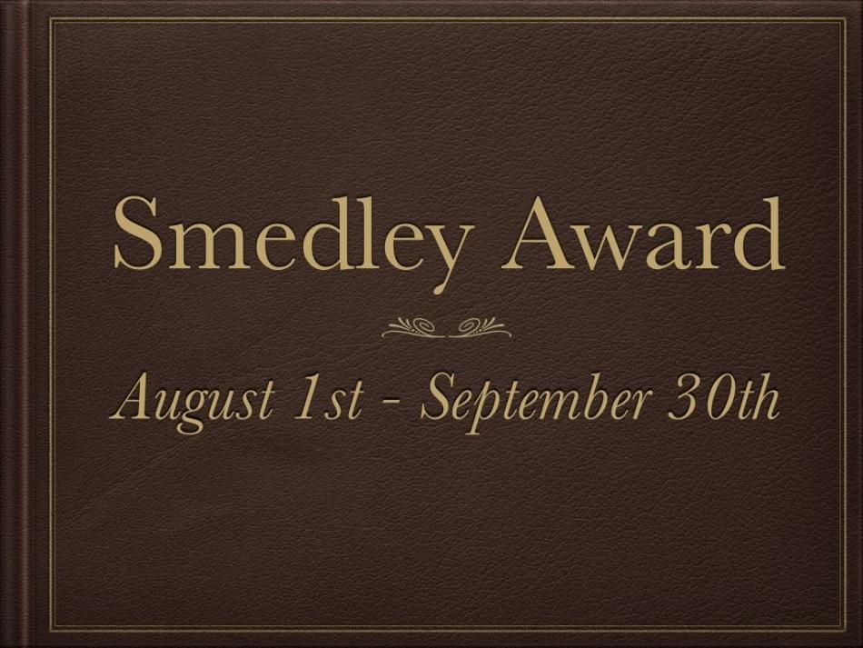 Smedley Award